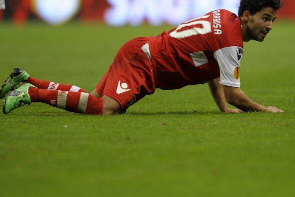 Braga, el último subcampeón del torneo, no tuvo un buen resultado en su...