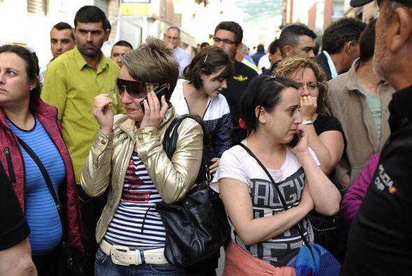 El Ministerio del Interior y el gobierno de Murcia informaron que nueve...