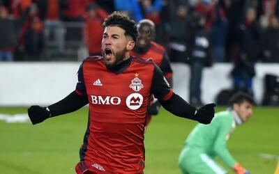 El golazo de Jonathan Osorio le dio la victoria a Toronto FC en el encue...