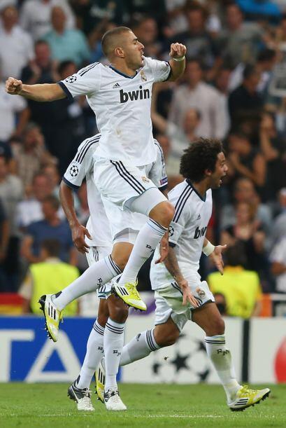 Pero este duelo de locura seguía bajo esa tónica y el francés Karim Benz...