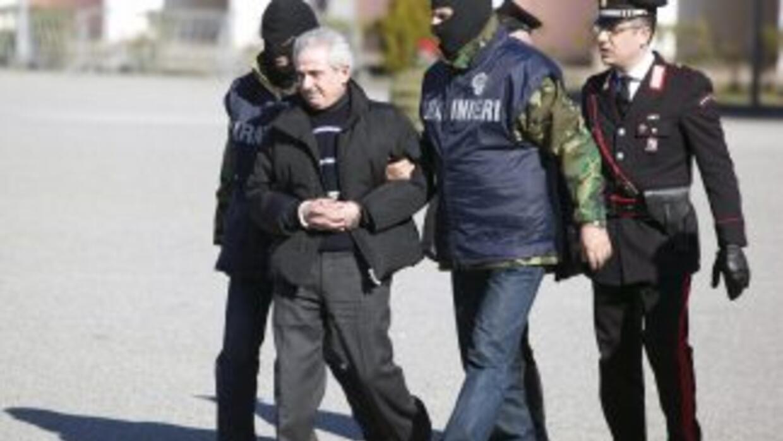 """Condello, de 56 años de edad, es primo del """"capo"""" Pasquale, alias """"el su..."""