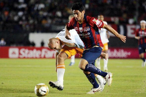 Sería hasta el 2008 en el nuevo formato de la Liga de Campeones de la Co...