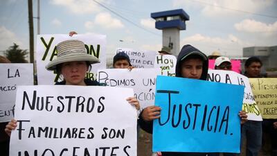 Los custodios de El Chapo