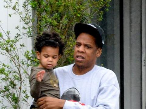 Jay-Z y Beyoncé son unos ¡padrazos! Celebraron el segundo c...