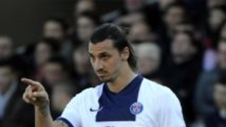 Ibrahimovic es el máximo goleador de Europa en estos momentos.