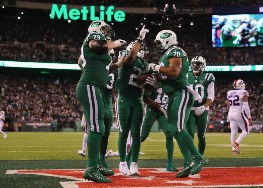 Con este resultado, los Jets siguen en el fondo su división, pero ahora...