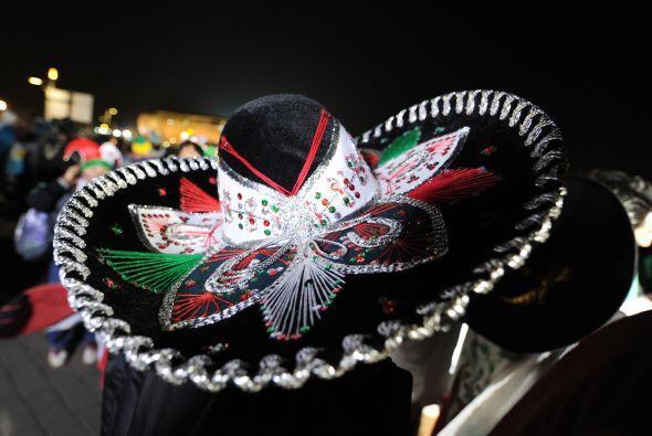 """Ya sea que uses uno de mariachi o uno que diga """"Viva México..."""