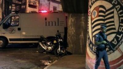 Ocho personas murieron baleadas la noche del sábado en la sede de una hi...