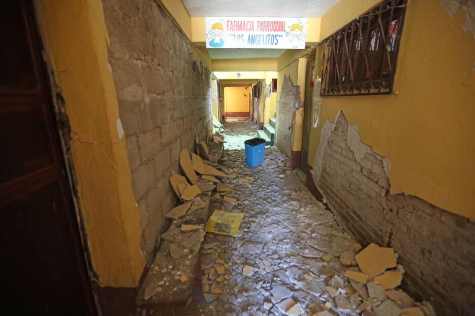 sismo México un día después