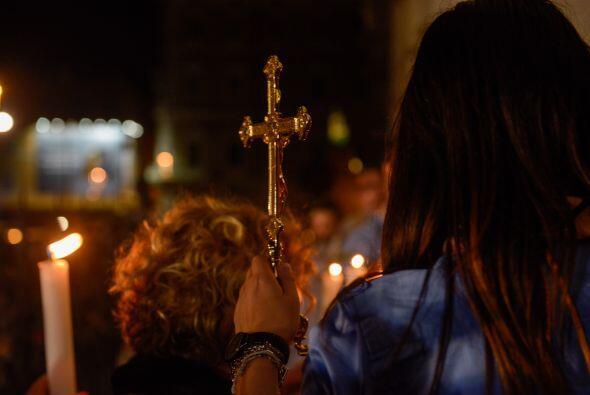 La misma hora en la cual se abrirán los ingresos a la zona vaticana.