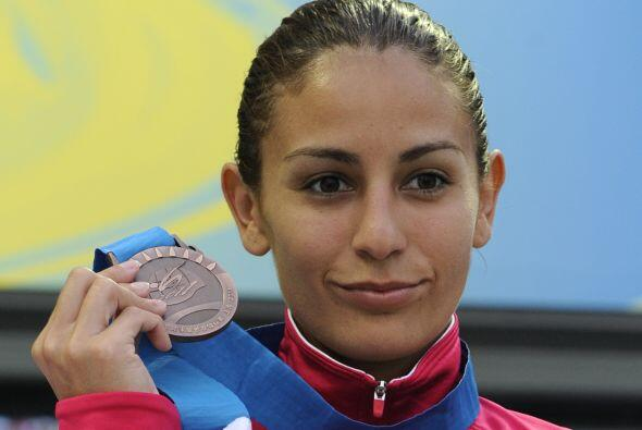 En los Juegos Panamericanos 2007 consiguió tres medallas de oro,...