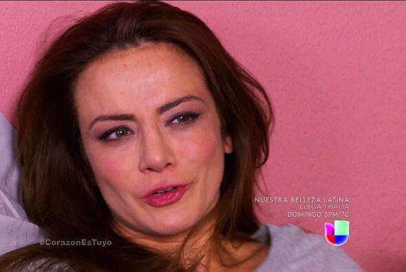 ¡Déjate consentir Ana! Después de tu discusión con Fernando, tuviste un...