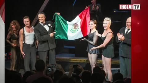 Bianca Marroquín y su éxito en Broadway