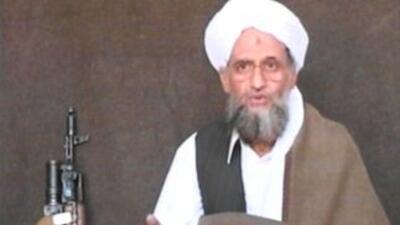 Al Zawahiri, uno de los sucesores de Bin Laden.