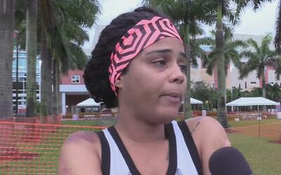 Joven pide justicia alegando que fue golpeada por el reggaetonero 'Choco...