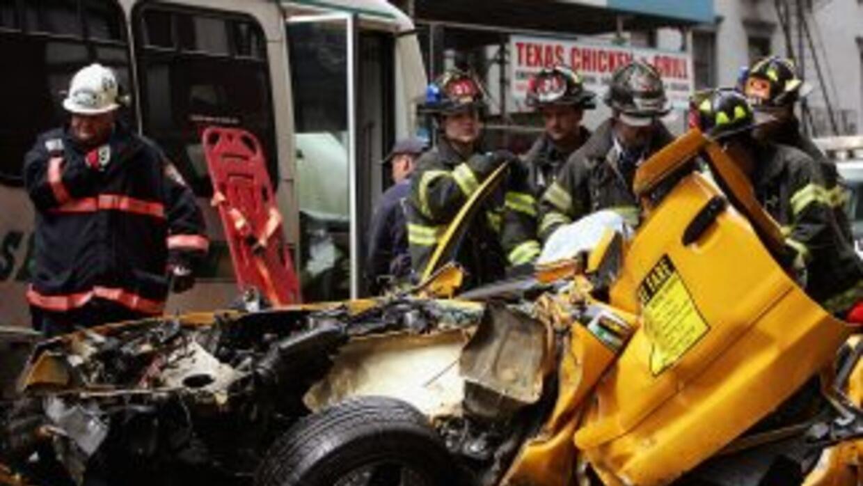 Los accidentes de tránsito en Estados Unidos generan gastos de casi $300...