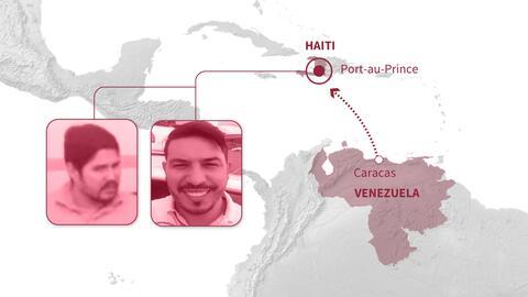 Los dos sobrinos del Presidente Maduro están acusados por conspirar para...