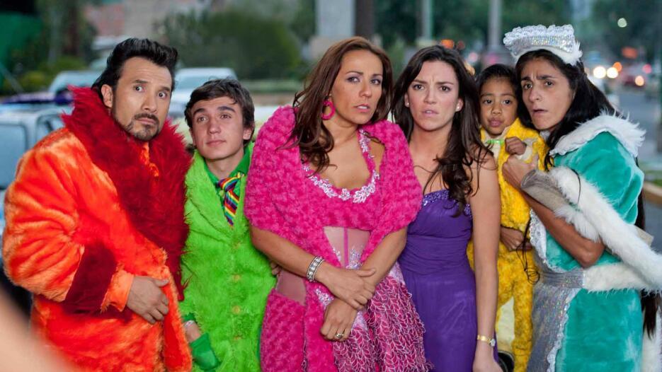 La Familia P. Luche, familia peluche, Galavisión