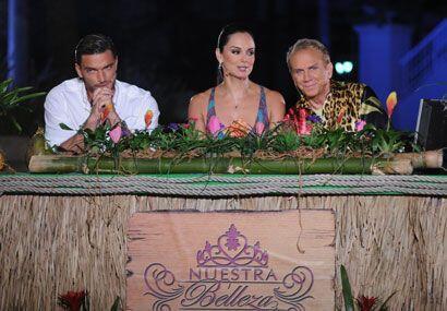 En cada fase de Nuestra Belleza Latina, Julián se fijó seriamente en cad...