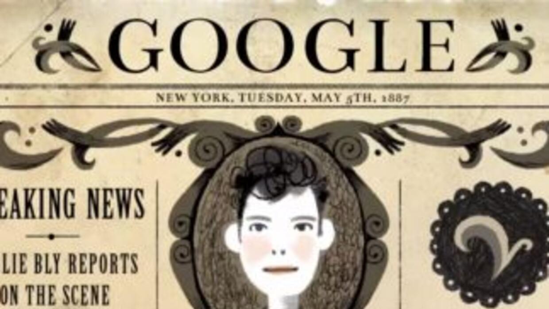 Imagen con la que Google ha creado su doodle para redir un homenaje a Ne...