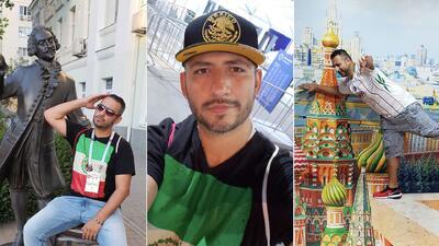 Hasta Rusia llega 'el show más perrón'