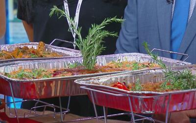 Fin de semana de festival gastronómico en conmemoración de la independen...