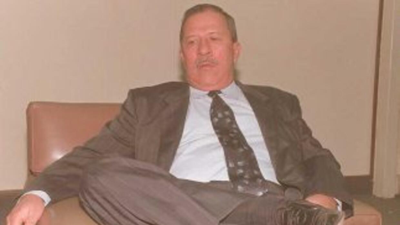 La policía colombiana detuvo a Phanor Arizabaleta Arzayus, ex líderl del...
