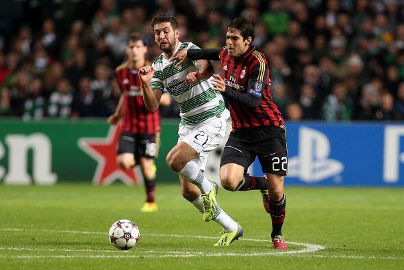 El Milan también estaba obligado a ganar en su lucha por clasificar en e...