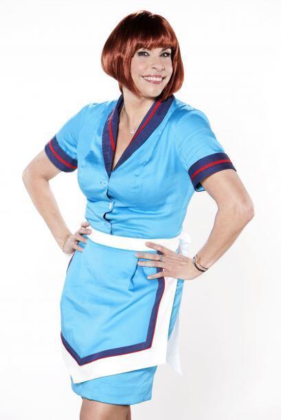 Raquel Garza interpreta a Anita, la recamarista.