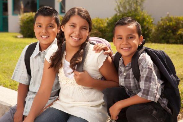 8,6 millones: La cantidad de niños que hablan español en casa.