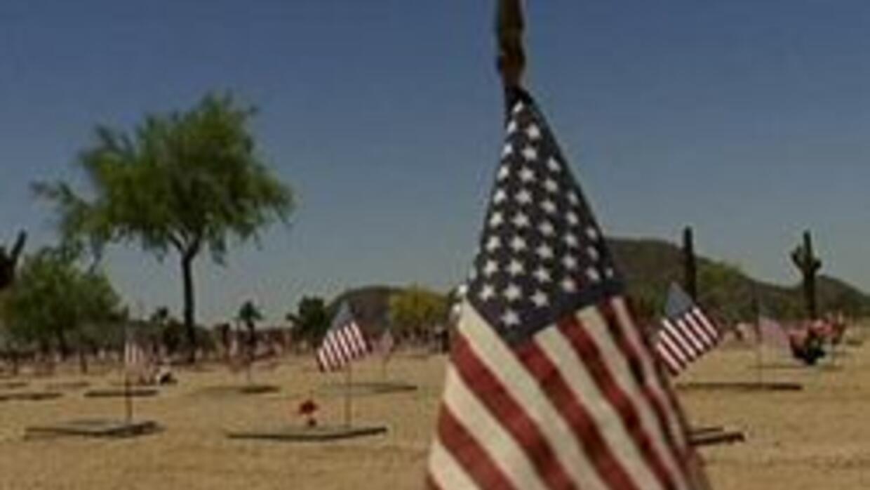 Cementerio Nacional Militar de Arizona.