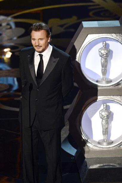 Pero a pesar de sus añitos, Neeson ha protagonizado una serie de cintas...