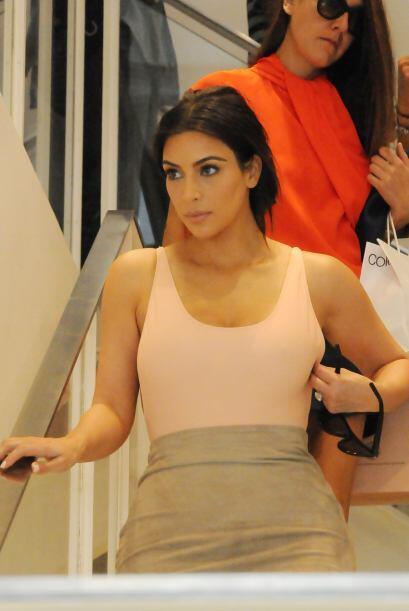 Kim invierte muchísimo en su imagen. Mira aquí lo último en chismes.