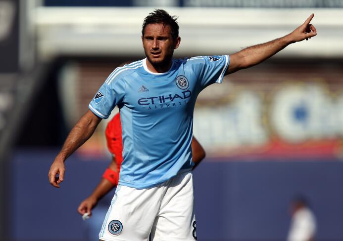 Frank Lampard está cada vez más cerca de volver.