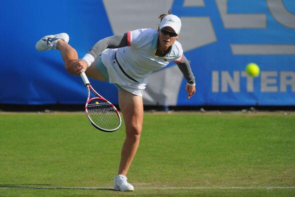 Vera Zvonareva se enfrentará en cuartos de final a la australiana Samant...