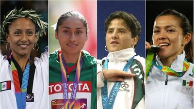 DÍA DE LA MUJER | ¡Orgullo de mujeres! Las mexicanas que han tocado la gloria Olímpica