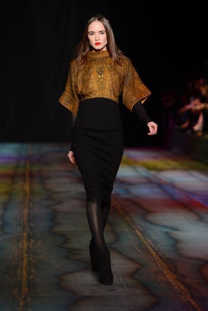 Los vestidos lápiz también son otra alternativa para lucir en tendencia....