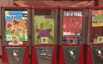Determinan que la sustancia encontrada en el dispensador de juguetes de...