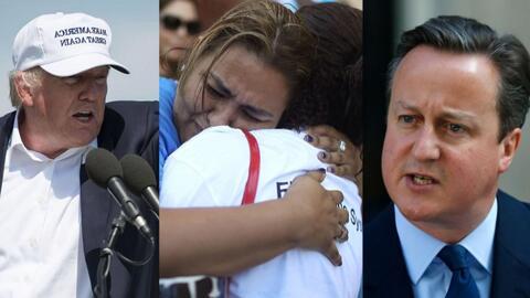 """Jorge Ramos: """"El miedo reinó en la Corte Suprema, con Donald Trump y con..."""
