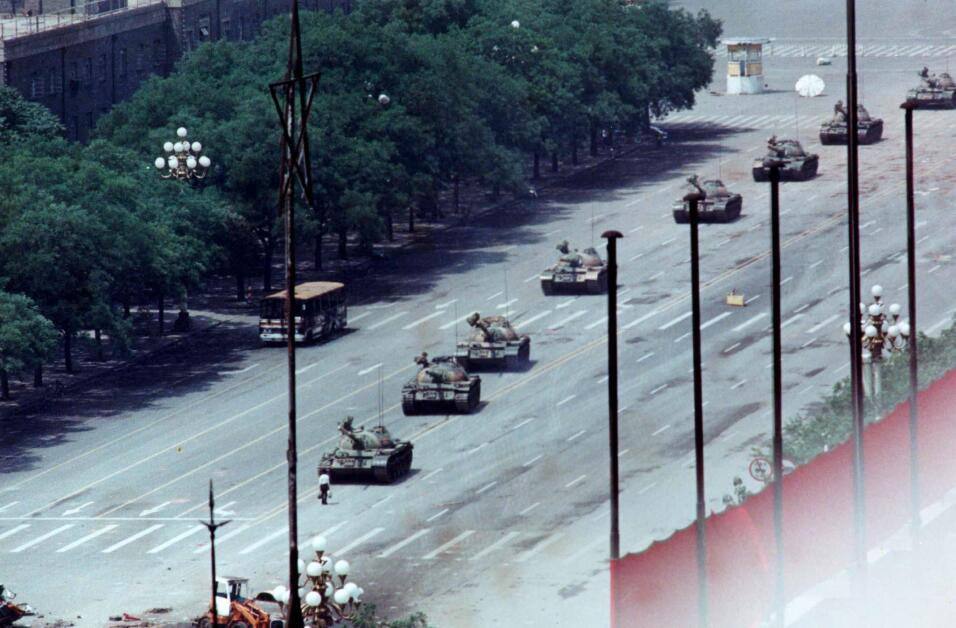Msacre de la plaza Tiananmen