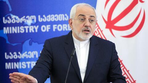 Mohammad Javad Zarif, ministro iraní de Asuntos Exteriores, le responde...