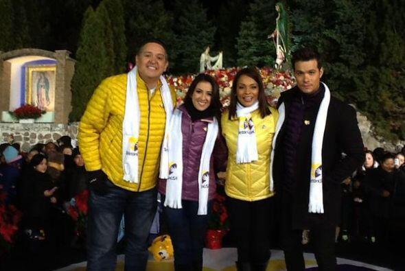 Daniel Arenas, Maite Perroni, Prince Royce y más compartieron fotos pers...