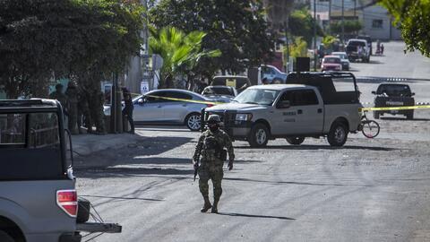 Guerra del narcotráfico coloca a México en el segundo lugar de la lista...