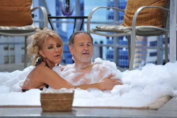 La actriz afirmó que regresará a las telenovelas en México.