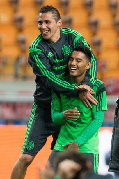 El 'Gallito' Vázquez está de vuelta en el cuadro mexicano y Paul Aguilar...