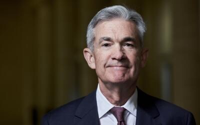 Jerome Powell, el nominado del presidente Donald Trump para presidente d...