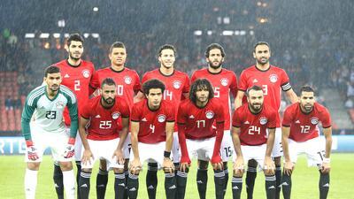 Egipto: lista oficial de 23 jugadores para la Copa del Mundo