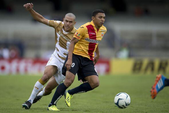 Montero llegó a México en 2009 para Dorados, pero en Monarcas Morelia fu...