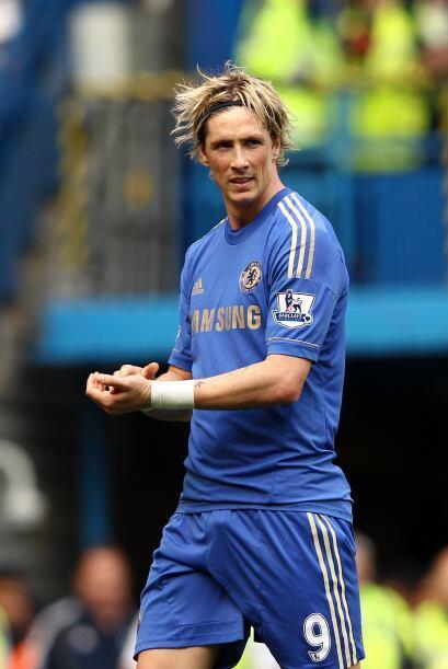 Volviendo con jugadores vinculados al Chelsea, Fernando Torres dijo en d...