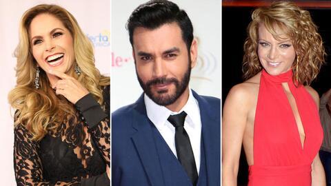 Estos actores de telenovela son más grandes de lo que aparentan